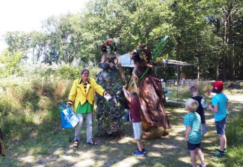 Bijzonder feest in Duurzaamheidscentrum
